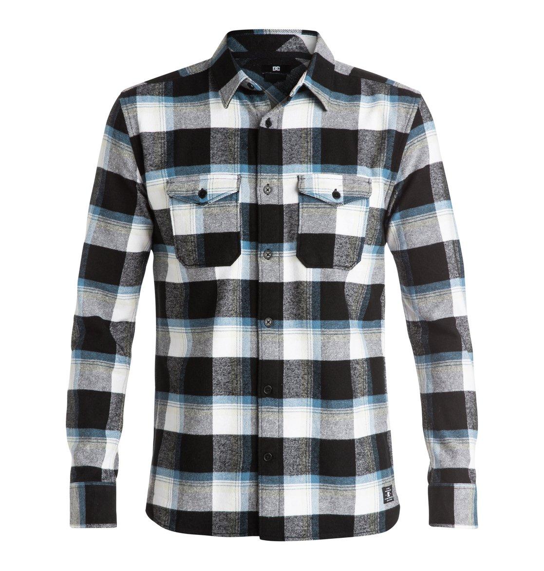 Рубашка Marsha Flannel с длинным рукавом рубашка в клетку dc shoes marsha marsha blue iris