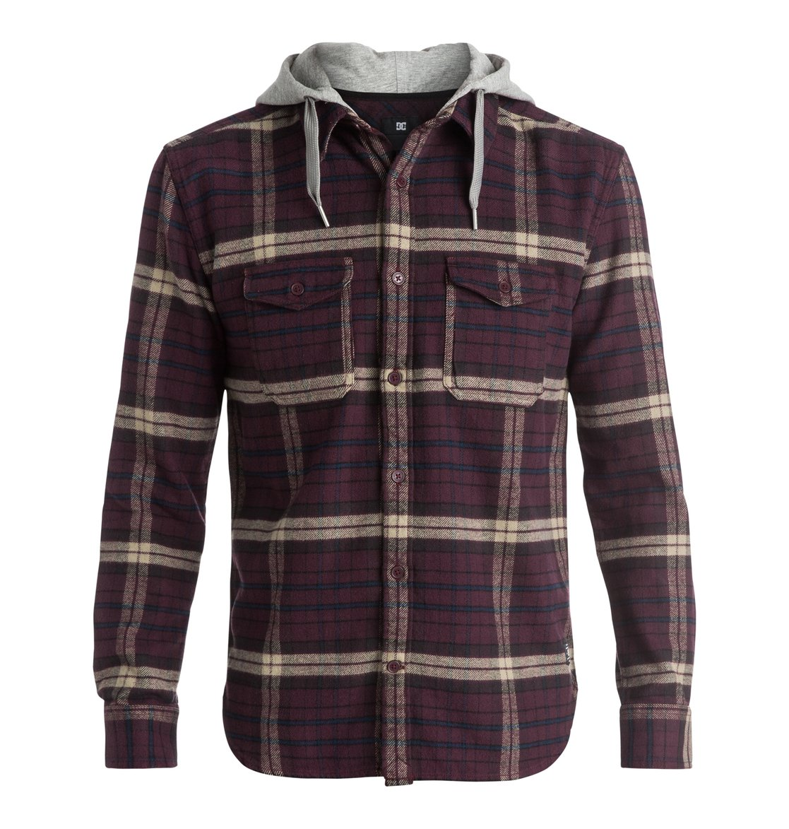 Dcshoes ������� Runnels Flannel � ������� ������� � ���������