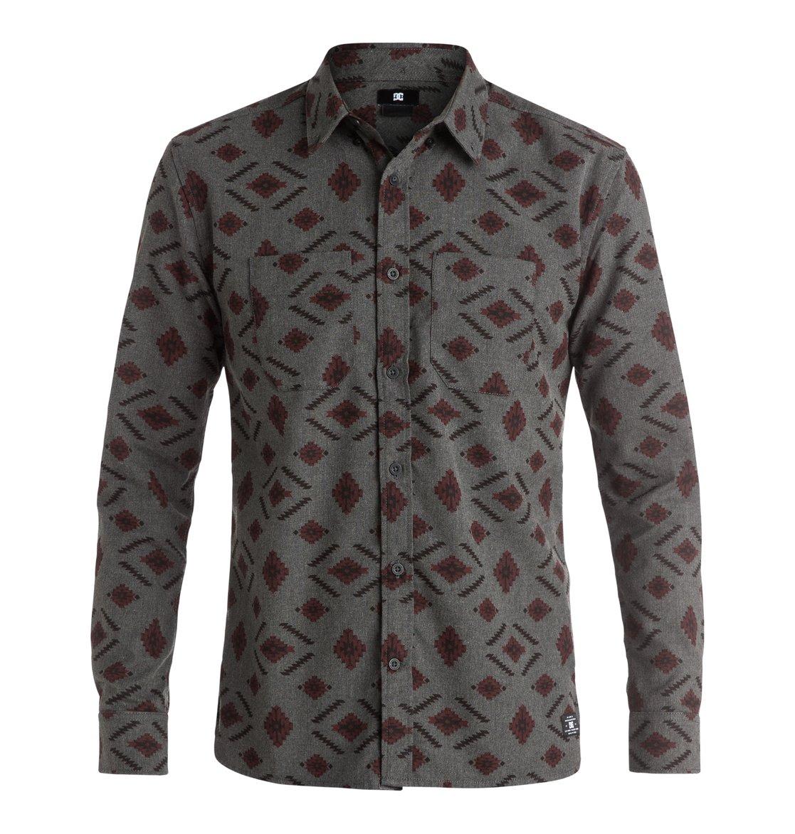 Рубашка Bowen Dale Flannel с длинным рукавом от DC Shoes