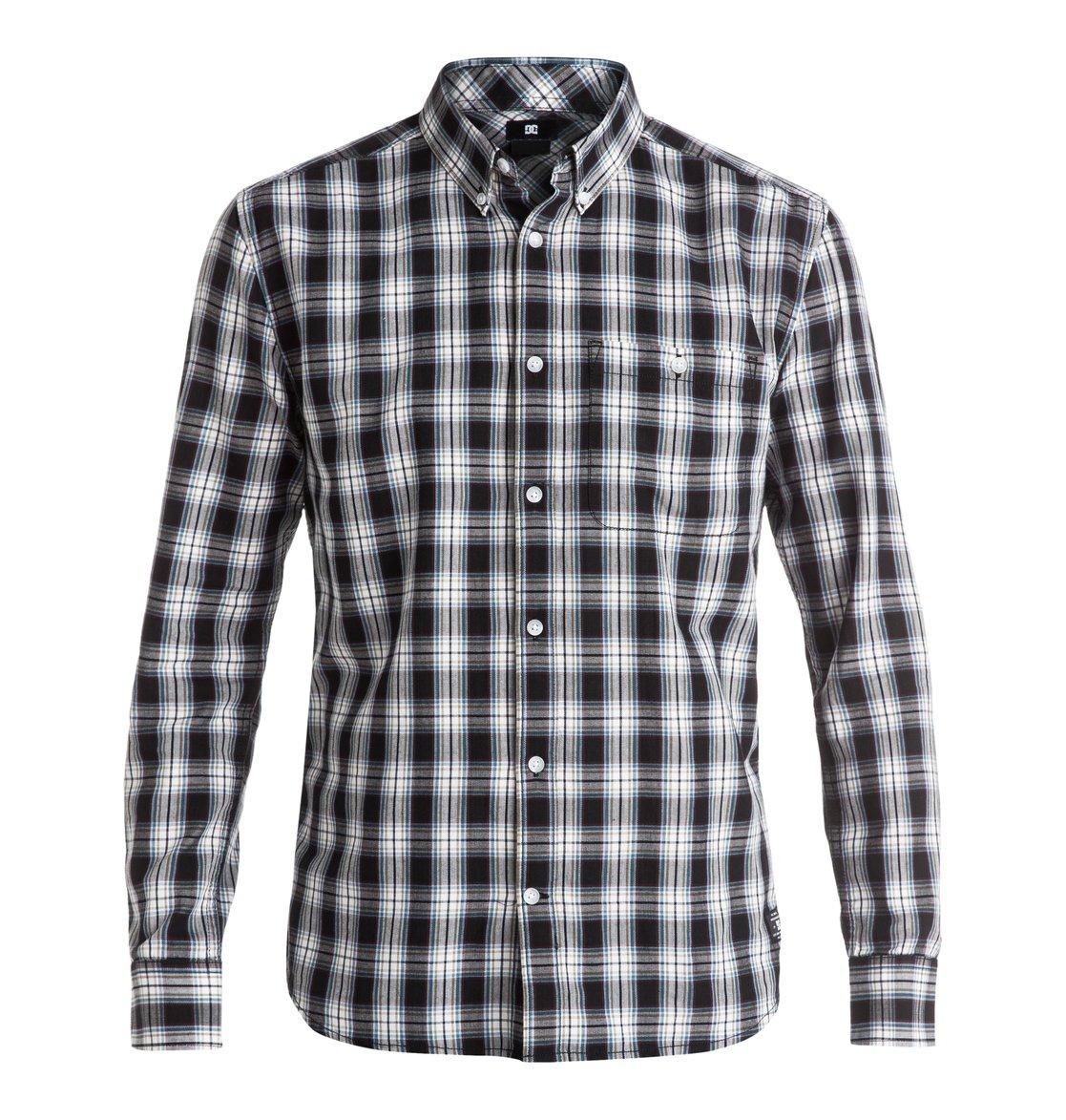Рубашка Atura с длинным рукавом рубашка в клетку dc atura 3 atura black page 5