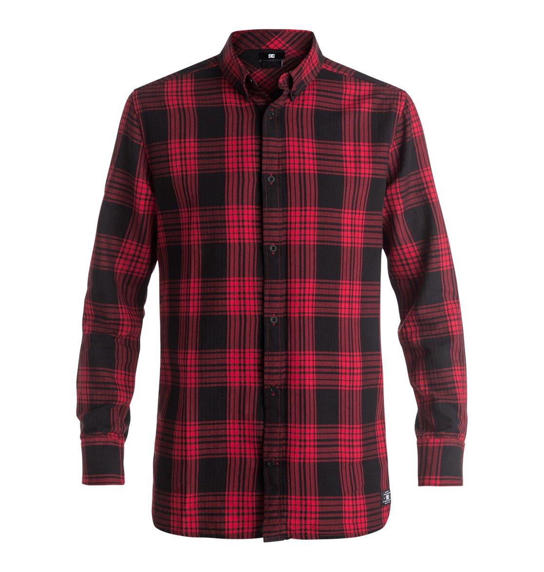 Dcshoes Рубашка Yorton с длинным рукавом