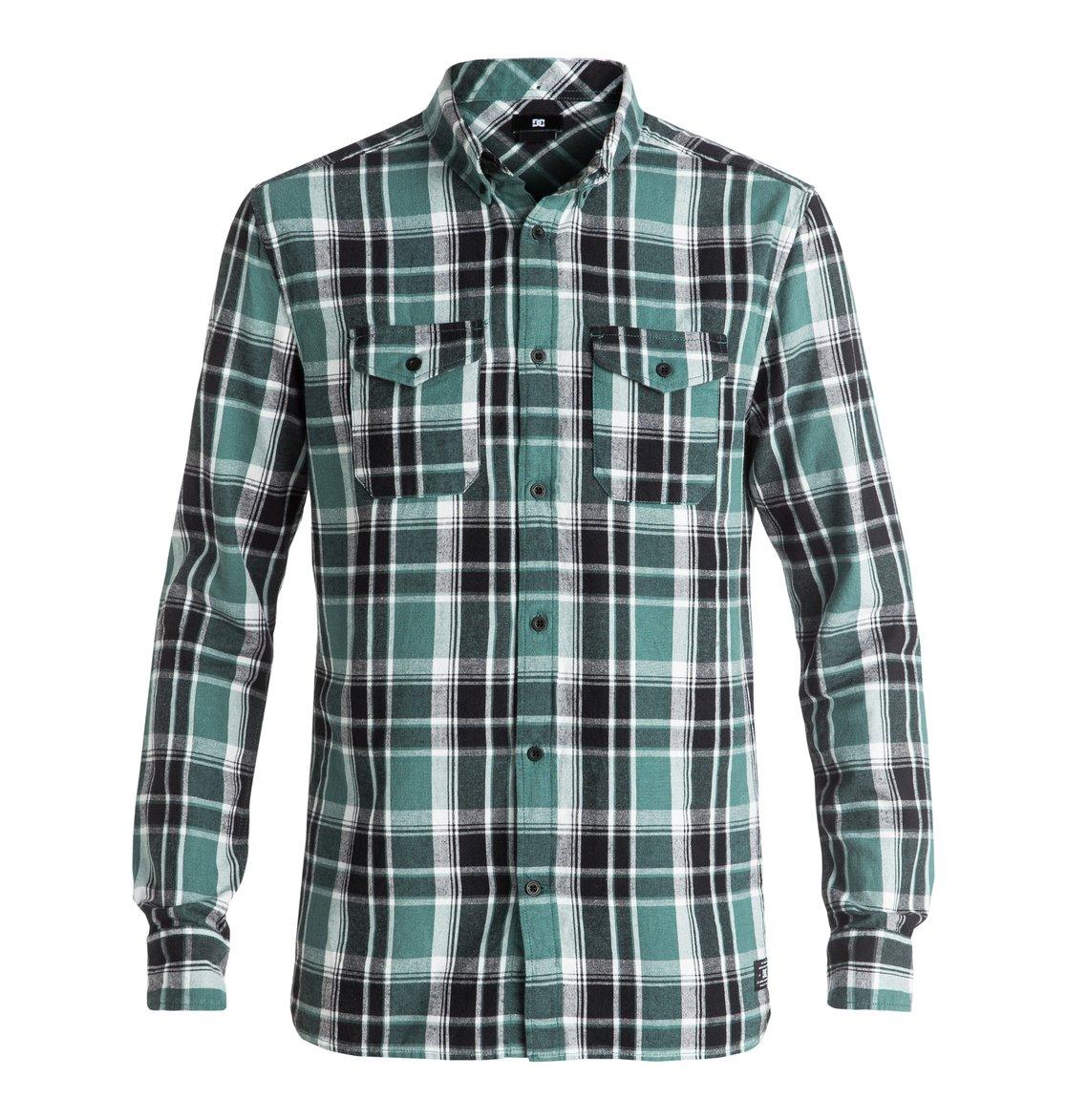 Dcshoes Рубашка Reedsbirg с длинным рукавом