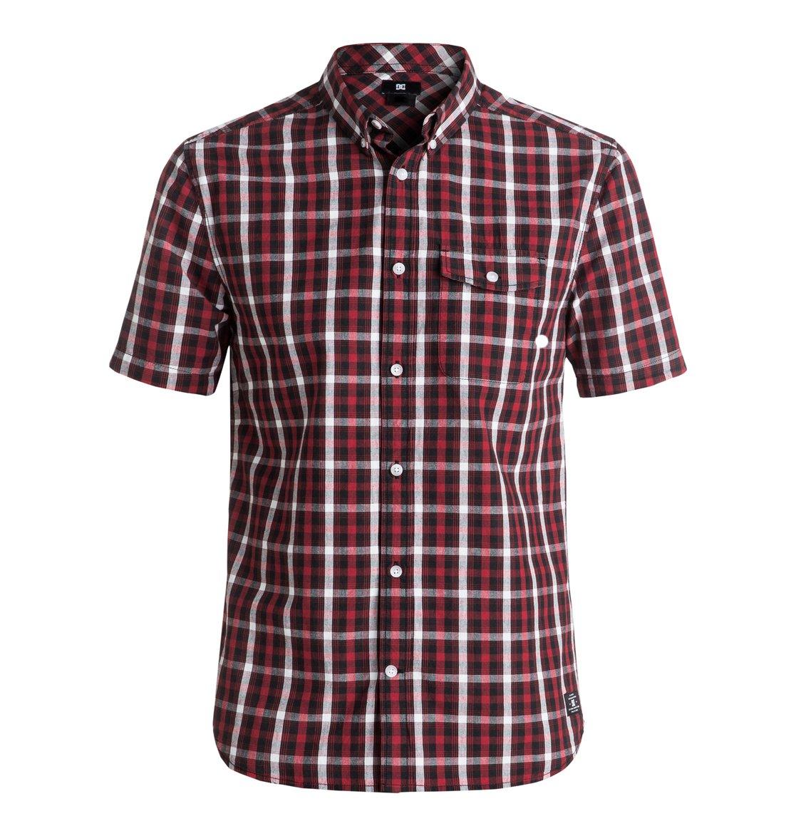 Рубашка Atura 5 с коротким рукавом рубашка в клетку dc atura 5 black