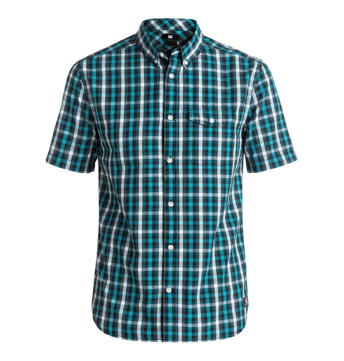 Рубашка Atura 5 с коротким рукавом рубашка в клетку dc atura 3 atura black