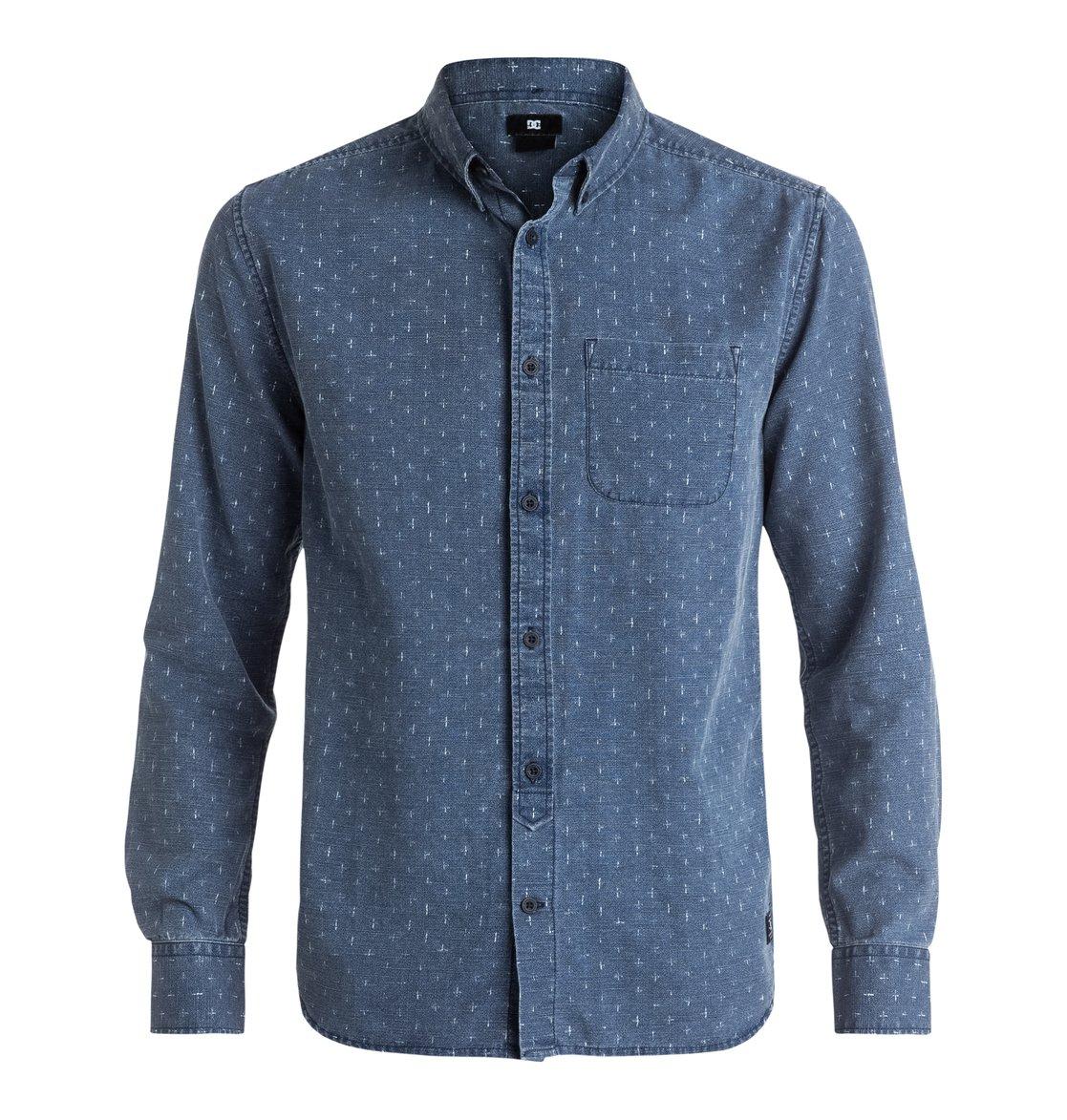 Dcshoes Рубашка Sidnaw с длинным рукавом