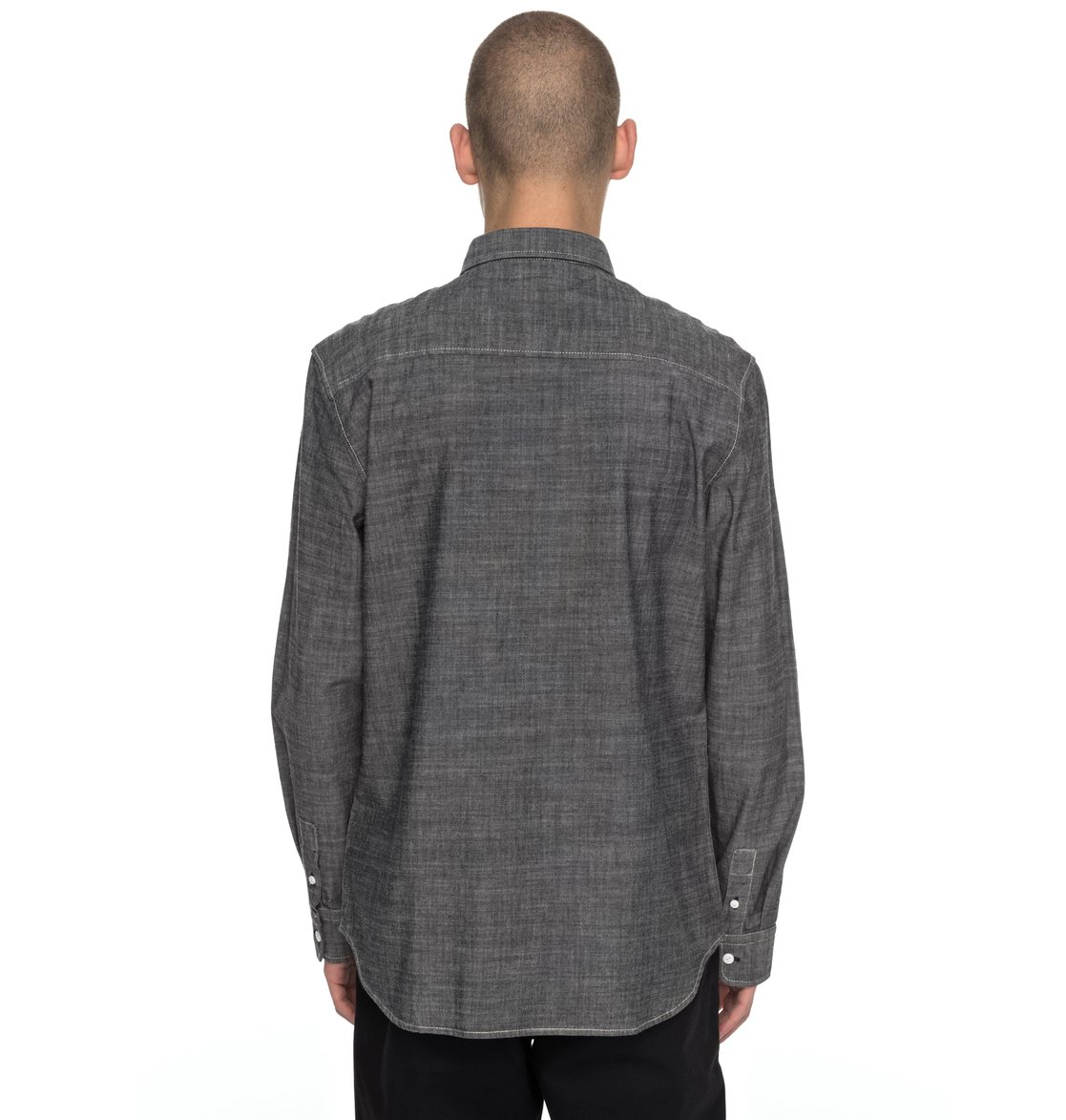 Men's Arrowood Long Sleeve Shirt EDYWT03163 | DC Shoes