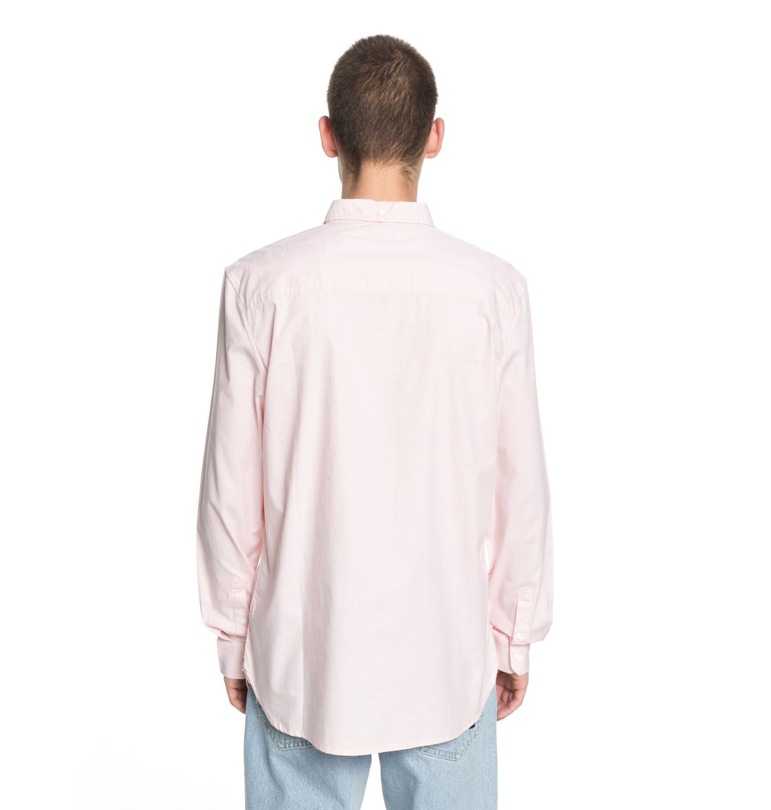 Classic Oxford Light Long Sleeve Shirt 3613373485557