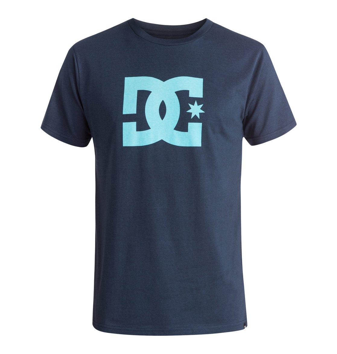 Star T-ShirtМужская футболка Star от DC Shoes. <br>ХАРАКТЕРИСТИКИ: короткие рукава, стандартный крой, мягкий графический принт. <br>СОСТАВ: 100% хлопок.<br>