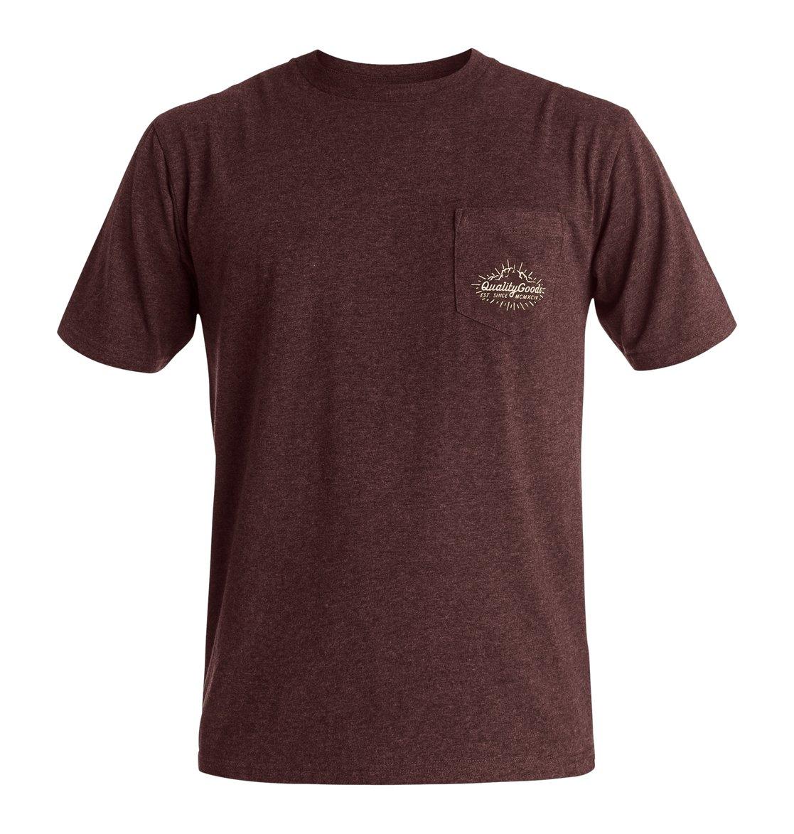 Skisland T-ShirtМужская футболка Skisland от DC Shoes. <br>ХАРАКТЕРИСТИКИ: стандартный крой, нагрудный карман, мягкий графический принт. <br>СОСТАВ: 50% хлопок, 50% полиэстер.<br>