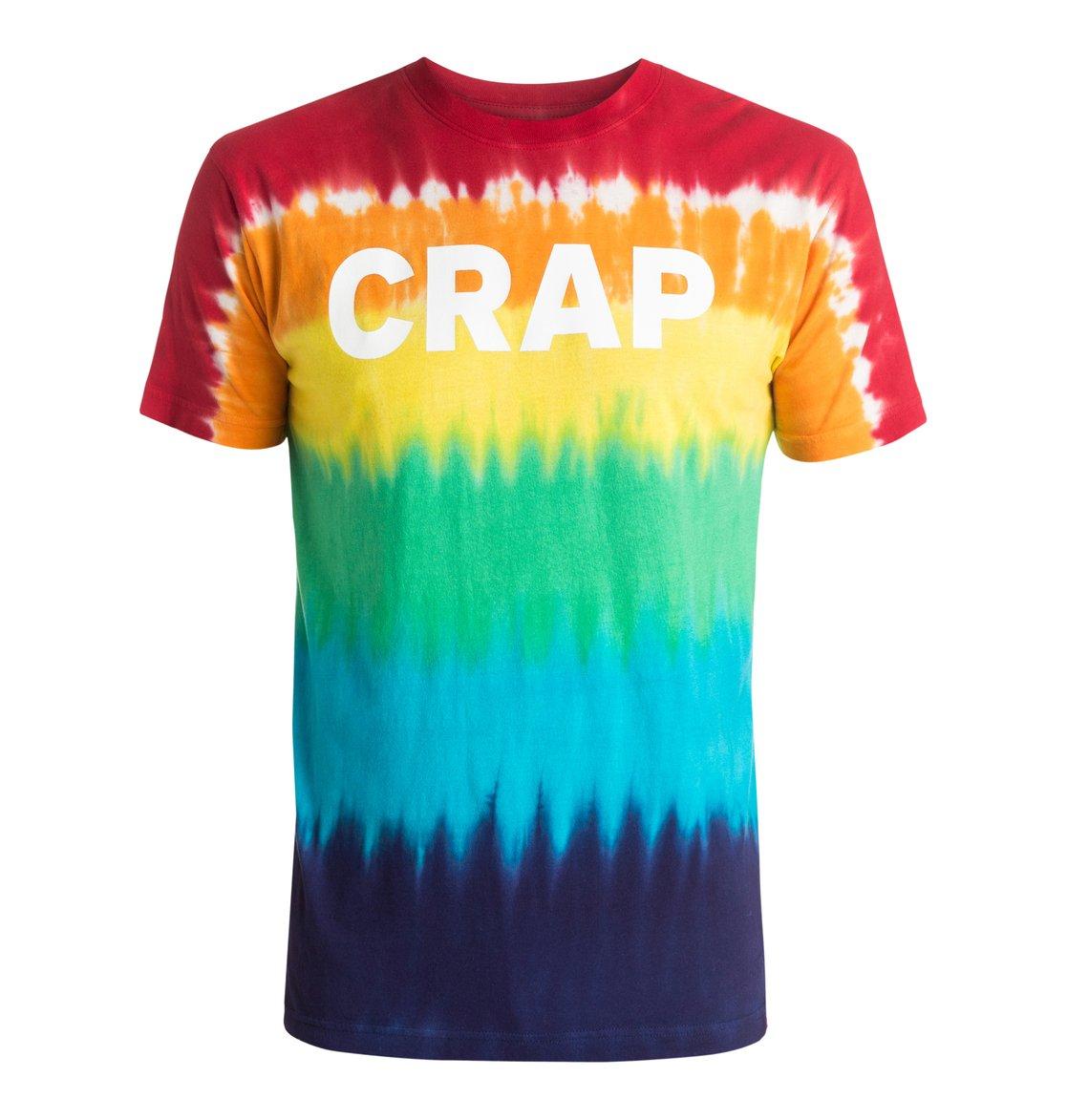 Crap Tie Dye T-Shirt