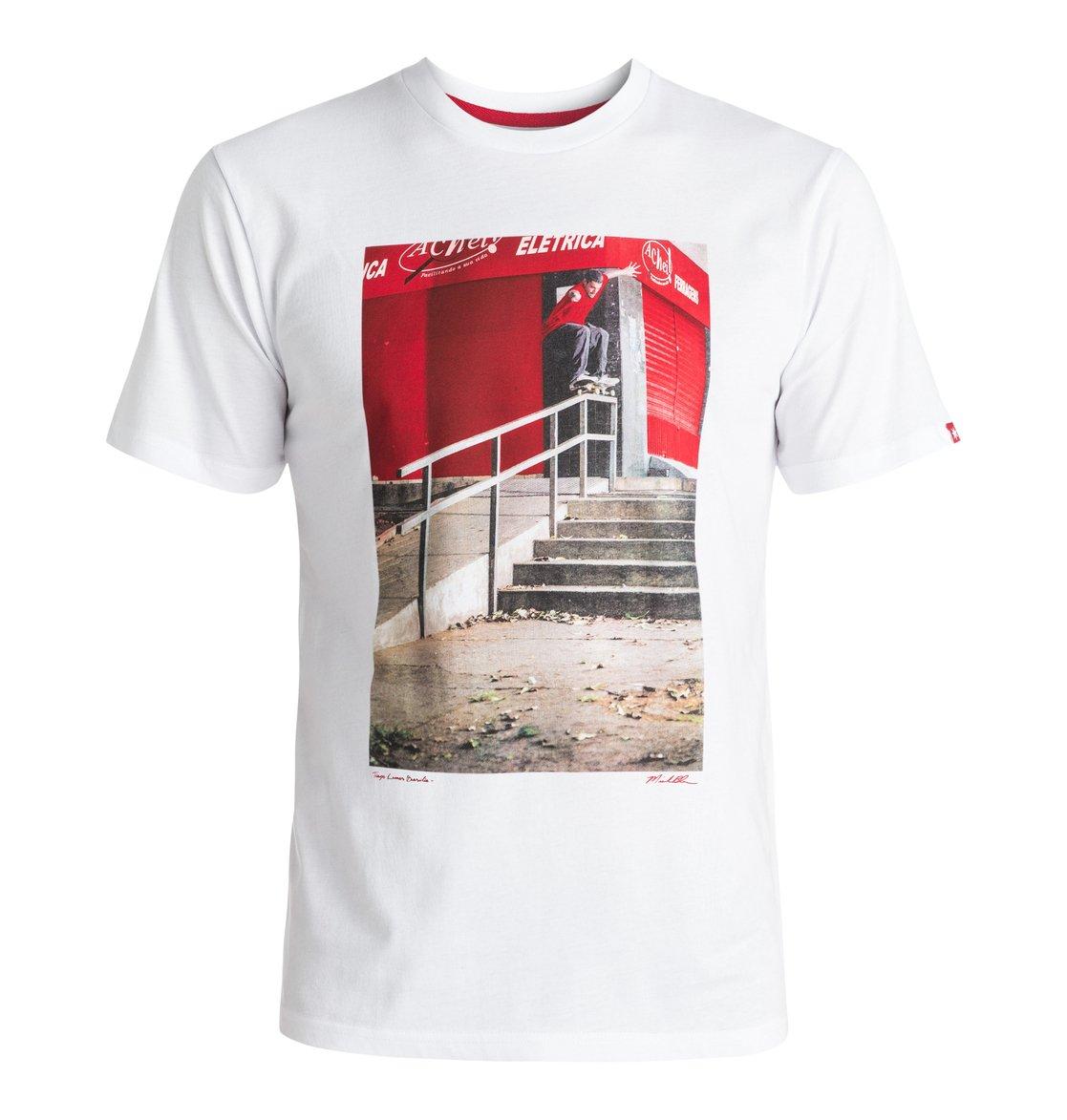 Футболка Tiago Blabac футболка dc tiago blabac black