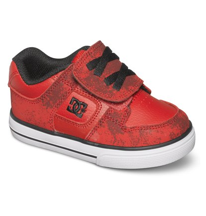 dcshoes, Pure V, ATHLETIC RED/BLACK (atr