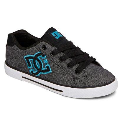 dcshoes, Chelsea Se Shoes, BLACK/AQUA (ba2