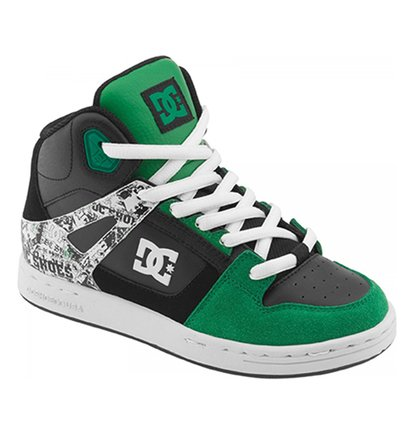 Rebound High Top Shoes