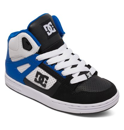 Детские высокие кеды Rebound (8-16 лет) от DC Shoes