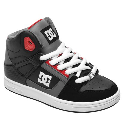 Dcshoes ������� ���� Rebound ��� ��������� (8-16 ���) Rebound High Top Shoes