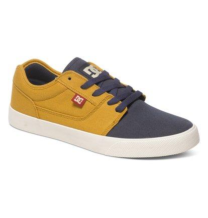 Tonik TXНизкие мужские кеды Tonik TX от DC Shoes. <br>ХАРАКТЕРИСТИКИ: легкий и дышащий парусиновый верх, вулканизированная конструкция для более чуткого контроля доски, износостойкая каучуковая подошва, фирменный рисунок протектора подошвы DC Pill Pattern. <br>СОСТАВ: ВЕРХ: текстиль / ПОДКЛАДКА: текстиль / ПОДОШВА: каучук.<br>