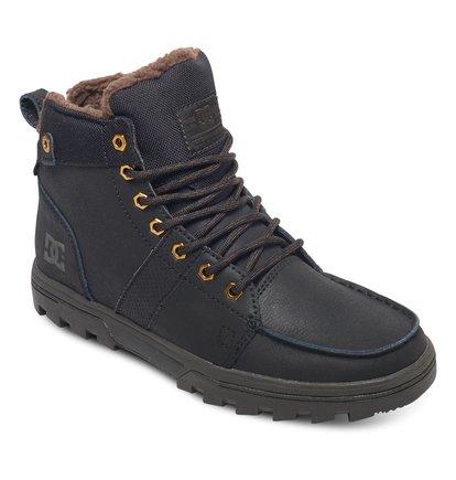 Зимние ботинки Woodland