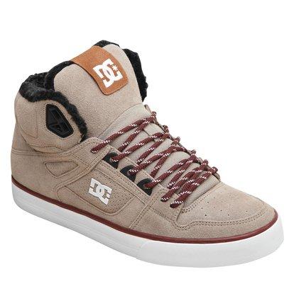 Dcshoes Мужские высокие скейтовые кеды DC Shoes Spartan HI WC SE