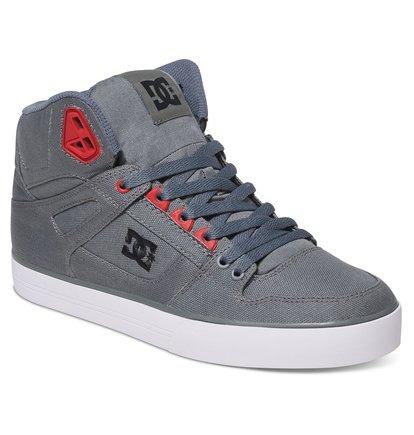 Высокие мужские кеды Spartan WC TX от DC Shoes