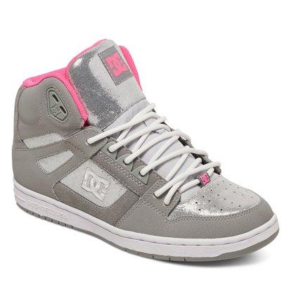 Женские высокие кеды Rebound High Suede от DC Shoes