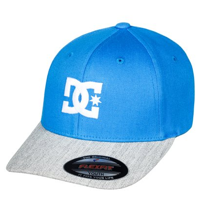 Cap Star 2 - Casquette Flexfit - Bleu - DC Shoes