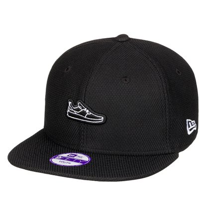 Shoey - Casquette snapback - Noir - DC Shoes