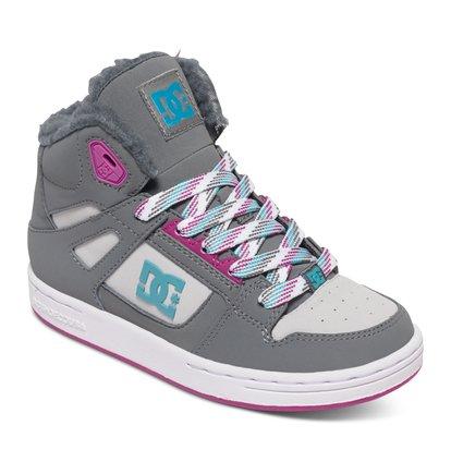 Детские высокие кеды Rebound WNT от DC Shoes