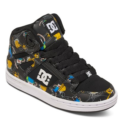 Rebound X At B - High Top Shoes