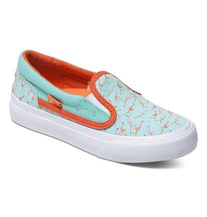 Низкие кеды Trase SP (4-7 лет) от DC Shoes