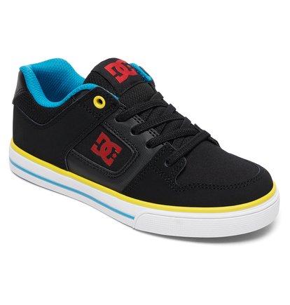 Слипоны Pure Elastic от DC Shoes
