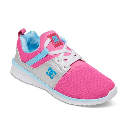 Низкие кеды для девочек Heathrow от DC Shoes