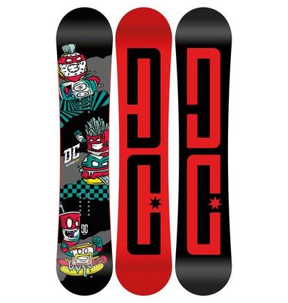 Ply Mini - Snowboard pour Garçon - Gris - DC Shoes