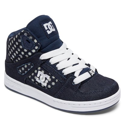 Высокие кеды Rebound TX SE от DC Shoes