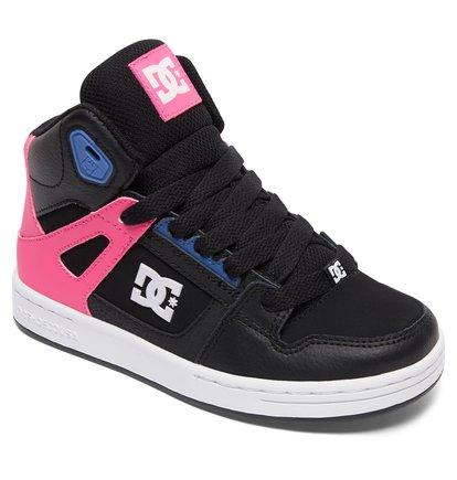 Высокие кеды Rebound SE от DC Shoes