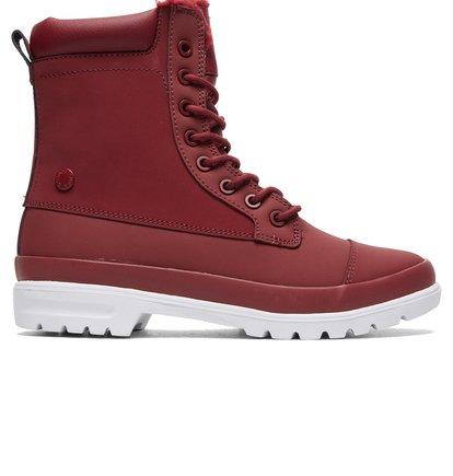 """Imagen de """"Amnesti WNT Botas de invierno para Mujer Rojo DC Shoes"""""""