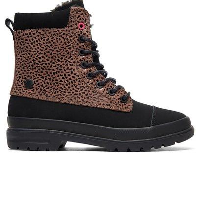 """Imagen de """"Amnesti WNT Botas de invierno para Mujer Naranja DC Shoes"""""""