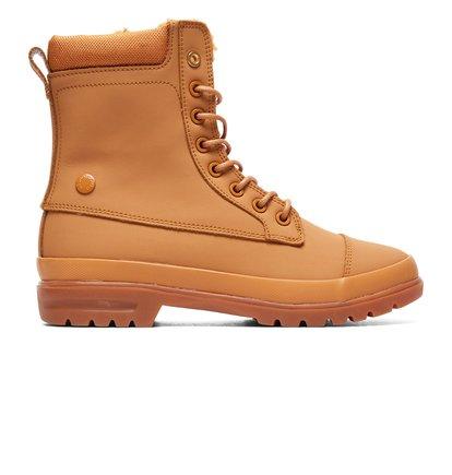 """Imagen de """"Amnesti WNT Botas de invierno para Mujer Beige DC Shoes"""""""