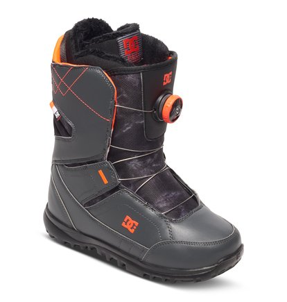 Сноубордические ботинки SearchComfort and convenience combined. The Search features the fast and easy security of Boa® Coiler closure and cosy yet lightweight construction for all-season, all-mountain action.<br>