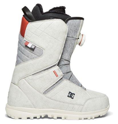 Купить Сноубордические ботинки Search - Серый, DC Shoes, Верх — синтетика / Подкладка — текстиль / Подошва — полимер EVA