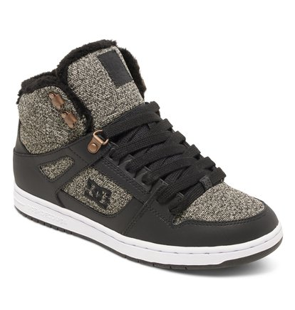 Высокие кеды Rebound High WNT от DC Shoes