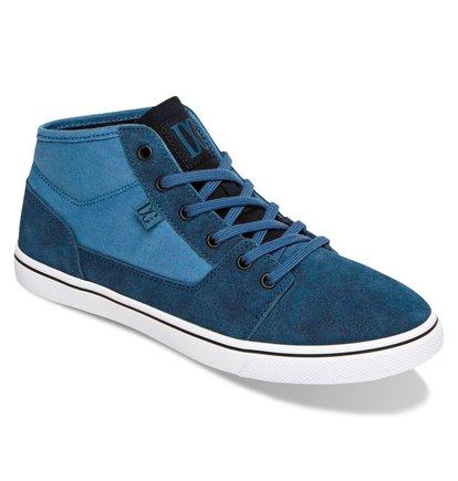 dcshoes, Tonik Mid W Shoes, BLUE (445