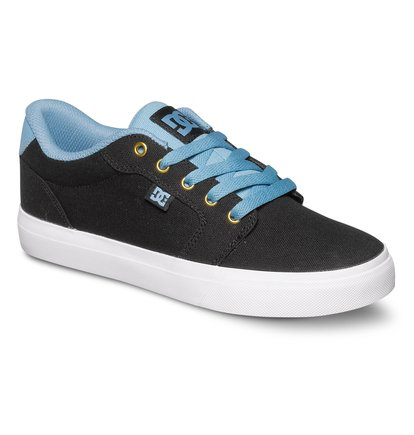 dcshoes, Women's Anvil TX Shoes, NEW BLK PRINT (bbl