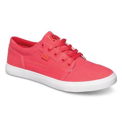 dcshoes, Women's Tonik W TX Low Top Shoes, PINK (pnk