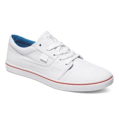 Wo Tonik W TX Low Top ShoesНизкие женские кеды Tonik W TX от DC Shoes. <br>ХАРАКТЕРИСТИКИ: легкий и дышащий парусиновый верх, вулканизированная конструкция для лучшего контроля доски, износостойкая каучуковая подошва, фирменный рисунок протектора подошвы DC Pill Pattern. <br>СОСТАВ: верх – текстиль / подкладка – текстиль / подошва – каучук.<br>