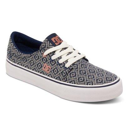 Низкие женские кеды Trase SP от DC Shoes