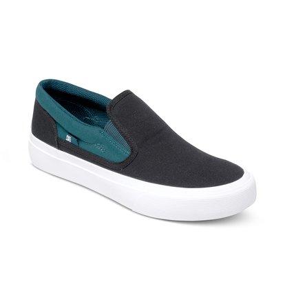 Dcshoes Женские кеды-слипоны Trase TX Wo Trase TX Slip On Shoes