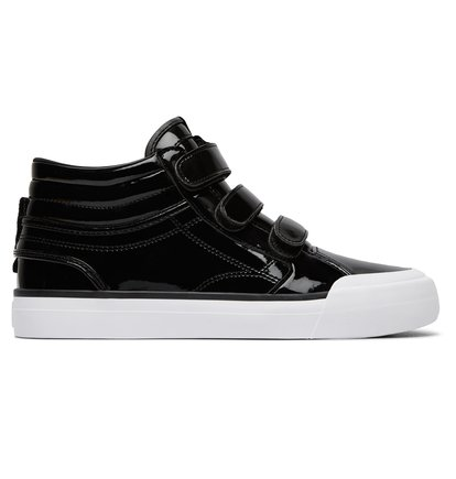Купить Женские высокие кеды Evan HI V SE - Черный, DC Shoes