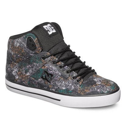 dcshoes, Spartan High WC SP, MILITARY (mil