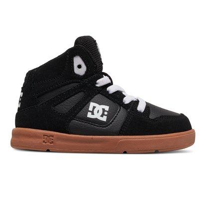 Rebound SE UL - Chaussures montantes - Noir - DC Shoes